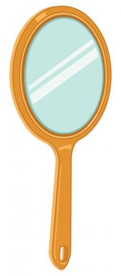 Princess clipart mirror
