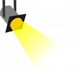 Light clipart spotlight