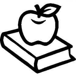 Blackberry clipart apple