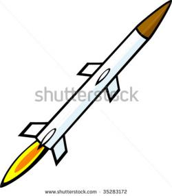 Weapon clipart missile