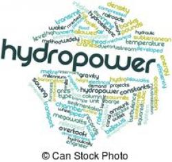 Mist clipart hydroelectricity