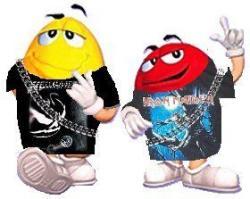 M&m clipart gangster