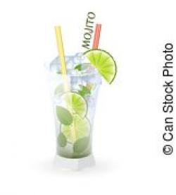 Mojito clipart cocktail