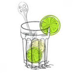 Mojito clipart gin and tonic