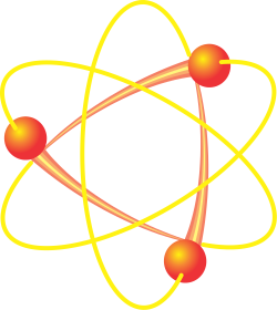 Particle clipart atomic