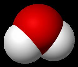Molecule clipart water molecule
