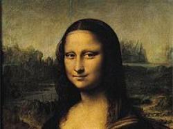 Mona Lisa clipart moni