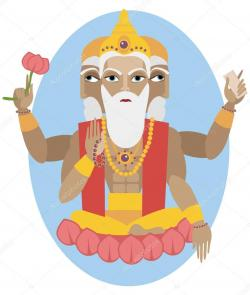 Monk clipart hindu priest