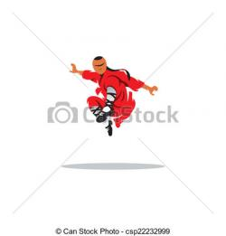 Monk clipart shaolin