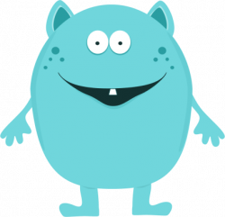 Phanom clipart monster tooth