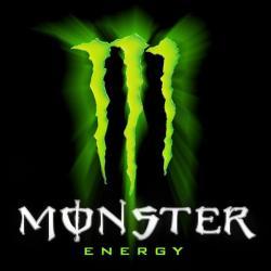 Monster Energy clipart font