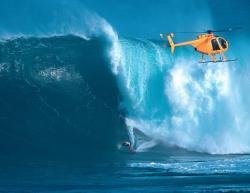 Monster Waves clipart huge