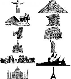 Monument clipart monument the world
