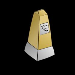 Monument clipart obelisk