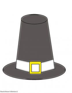 Pilgrim clipart pilgrim hat