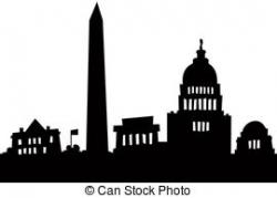 Presidents clipart washington dc