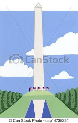 Monument clipart washington monument