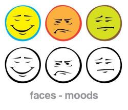 Mood clipart