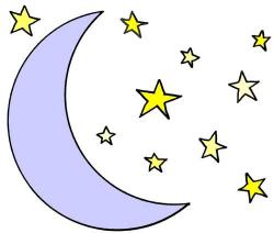 Lunar clipart cartoon