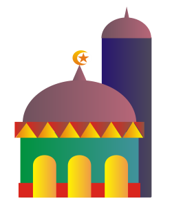 Church clipart islamic