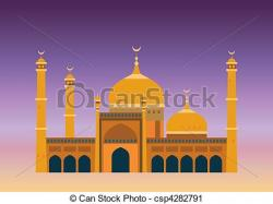 Mosque clipart arab