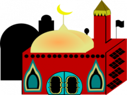Mosque clipart church