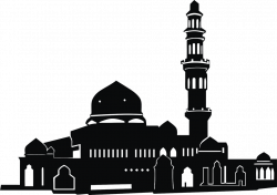 Mosque clipart islam mosque