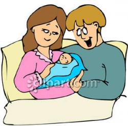 Mommy clipart mom newborn