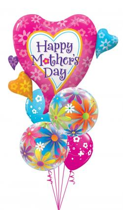 Mother's Day clipart balloon