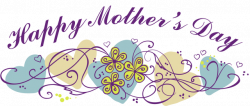 Mother's Day clipart banner