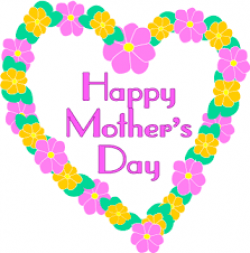 Mother's Day clipart cute