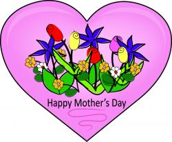 Mother's Day clipart motherly love