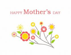 Mother's Day clipart mothers day flower