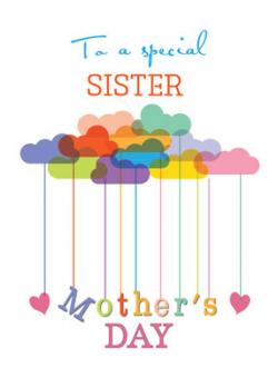 Mother's Day clipart sister