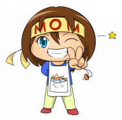 Mommy clipart cute