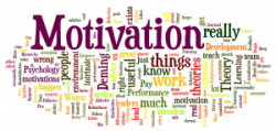 Motivational clipart determination