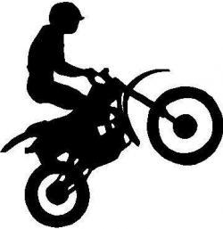 Stunt clipart motocross helmet