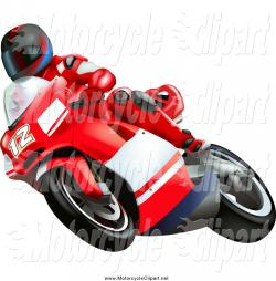 Motorcycle clipart ducati