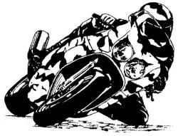 Yamaha clipart racing
