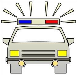 Police clipart police siren