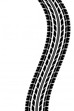 Tires clipart race track