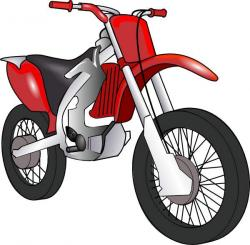 Motorcycle clipart transport