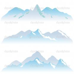 Summit clipart glacier