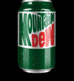 Mountain Dew clipart mounten