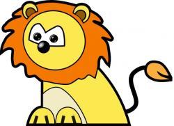 Mountain Lion clipart