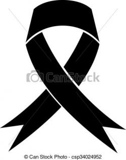Mourn clipart Mourn Symbol