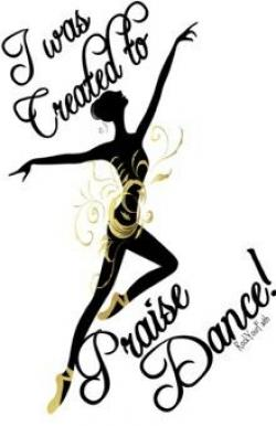 Dancing clipart worship