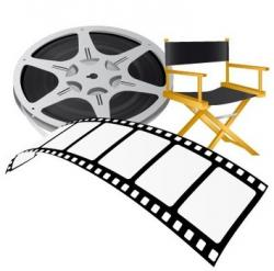 Movie clipart actor