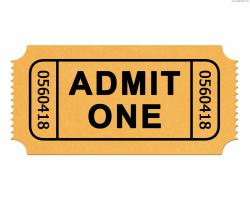 Ticket Stub Clipart