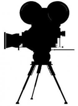 Camera clipart cinema camera